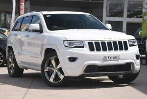 2014 Jeep Grand Cherokee WK MY2014 Overland 8 Speed Sports Automatic Wagon