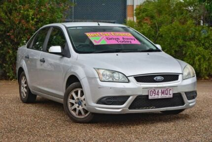 2008 Ford Focus LT CL Silver 4 Speed Sports Automatic Sedan