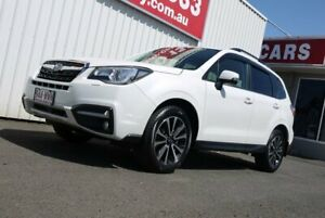 2016 Subaru Forester S4 MY17 2.0D-S CVT AWD White 7 Speed Constant Variable Wagon Avoca Bundaberg City Preview