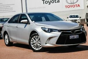 2016 Toyota Camry ASV50R Atara SL Silver 6 Speed Sports Automatic Sedan