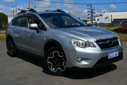 2014 Subaru XV MY14 2.0I Silver 6 Speed Manual Wagon Kewdale Belmont Area Preview