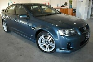 2009 Holden Commodore VE MY10 SV6 Blue 6 Speed Sports Automatic Sedan Port Macquarie Port Macquarie City Preview
