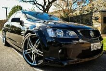 2009 Holden Commodore VE MY09.5 SS Black 6 Speed Manual Sedan Medindie Walkerville Area Preview