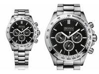 Hugo boss watch- battery dead