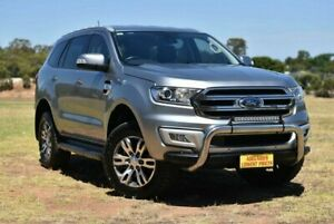 2017 Ford Everest UA Trend Grey 6 Speed Sports Automatic SUV Enfield Port Adelaide Area Preview