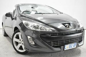 2010 Peugeot 308 T7 CC Grey 4 Speed Sports Automatic ...