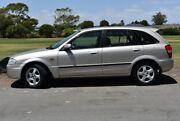 1999 Mazda 323 BJ Astina Gold 5 Speed Manual Hatchback Brighton Holdfast Bay Preview