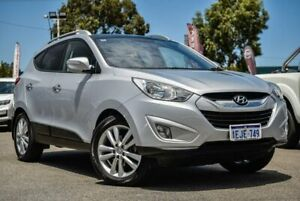 2011 Hyundai ix35 LM MY11 Highlander AWD Silver 6 Speed Sports Automatic Wagon Midvale Mundaring Area Preview