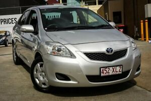 2008 Toyota Yaris Quicksilver Automatic Ipswich Ipswich City Preview