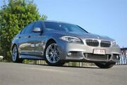 2011 BMW 520d F10 Steptronic Graphite 8 Speed Sports Automatic Sedan Chevallum Maroochydore Area Preview