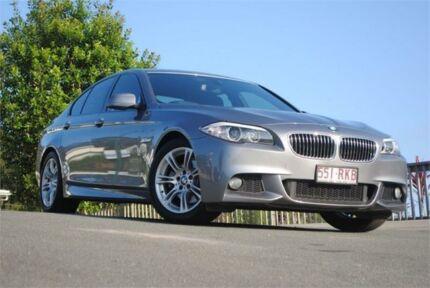 2011 BMW 520d F10 Steptronic Graphite 8 Speed Sports Automatic Sedan Chevallum Maroochydore Area Preview