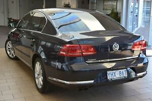 2013 Volkswagen Passat 3C MY13 125 TDI Highline Night Blue 6 Speed Direct Shift Wagon Belconnen Belconnen Area Preview