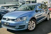 2015 Volkswagen Golf VII MY15 90TSI DSG Comfortline Blue 7 Speed Sports Automatic Dual Clutch Wagon Nunawading Whitehorse Area Preview