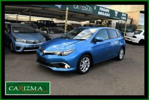 2017 Toyota Corolla ZRE182R MY17 Ascent Sport Blue 7 Speed CVT Auto Sequential Hatchback Seven Hills Blacktown Area Preview