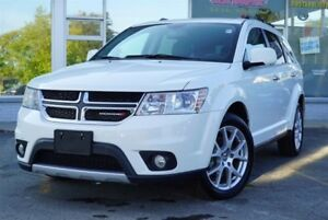 2017 Dodge Journey GT | 7 Passenger | Leather