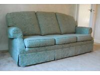Parker Knoll sofa & chairs.