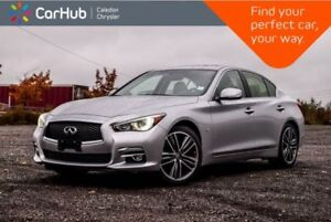 2015 INFINITI Q50 Sport|AWD|Navi|Sunroof|Backup Cam|Bluetooth|Le