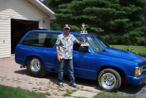 85 Jimmy hot rod . And other toys