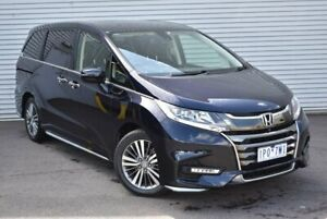 2019 Honda Odyssey RC MY19 VTi-L Black 7 Speed Constant Variable Wagon Epping Whittlesea Area Preview