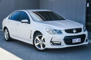 2015 Holden Commodore VF II MY16 SV6 White 6 Speed Sports Automatic Sedan Osborne Park Stirling Area Preview