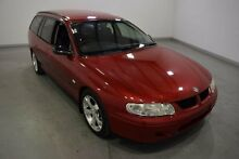 2001 Holden Commodore VX Executive Red 4 Speed Automatic Wagon Moorabbin Kingston Area Preview