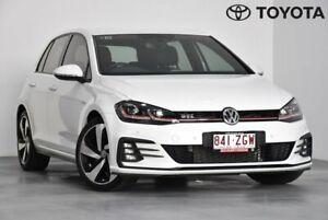 2017 Volkswagen Golf 7.5 MY18 GTi White 6 Speed Manual Hatchback