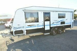 2012 Atlantic Caravans MAGELLAN 196 FULL ENSUITE 2 Axle Forest Glen Maroochydore Area Preview