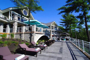 Affordable Muskoka Luxury Vacation Timeshare Condo Unit for Sale