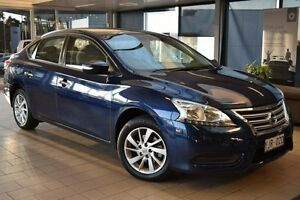 2013 Nissan Pulsar B17 ST Blue Continuous Variable Sedan Belconnen Belconnen Area Preview
