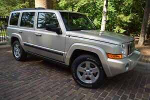 2006 Jeep Commander SUV 4x4 - Tackle the snow