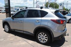 2013 Mazda CX-5 KE1021 MY13 Maxx SKYACTIV-Drive AWD Sport Silver 6 Speed Sports Automatic Wagon Townsville Townsville City Preview