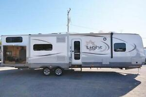 Beautiful, Luxury Trailer AND Truck Package