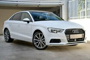 2019 Audi A3 8V MY19 35 TFSI S Tronic White 7 Speed Sports Automatic Dual Clutch Sedan Berwick Casey Area Preview