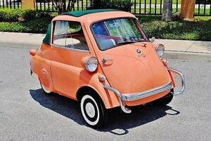 Looking for micro/bubble cars.