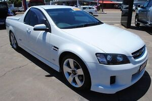 2007 Holden Ute VE SS V White 6 Speed Sports Automatic Utility Townsville Townsville City Preview
