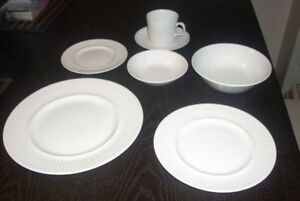 Johnson Bros ATHENA Open Stock Plates Bowls Trays Mugs $5 Up