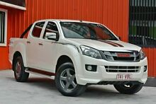 2014 Isuzu D-MAX  White Manual Utility Woodridge Logan Area Preview