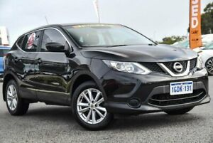 2014 Nissan Qashqai J11 ST Black 1 Speed Constant Variable Wagon Cannington Canning Area Preview