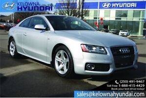 2012 Audi A5 Bluetooth, Nav, sunroof, Awd. 2.0L Premium Plus