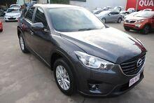 2015 Mazda CX-5 KE1072 Maxx SKYACTIV-Drive Sport Grey 6 Speed Sports Automatic Wagon Hyde Park Townsville City Preview