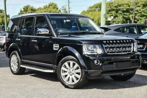 2014 Land Rover Discovery Series 4 L319 MY14 TDV6 Black 8 Speed Sports Automatic Wagon Osborne Park Stirling Area Preview