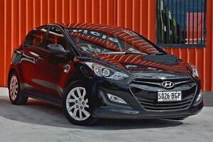 2012 Hyundai i30 GD Active Black 6 Speed Sports Automatic Hatchback Molendinar Gold Coast City Preview