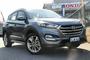 2017 Hyundai Tucson TL2 MY18 Active (FWD) Grey 6 Speed Automatic Wagon
