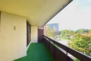 Spacious 3 Bdrm Unit In Well-Maintained Valencia Towers.