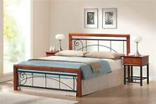 FRANKLIN QUEEN BED FRAME (DOUBLE AVAILABLE FOR $329.00) Wangara Wanneroo Area Preview