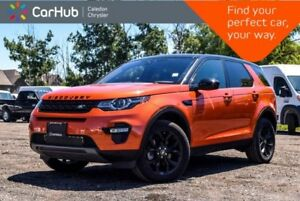 2017 Land Rover Discovery Sport HSE|4x4|Pano Sunroof|Backup Cam|