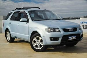 2009 Ford Territory SY TX Blue 4 Speed Sports Automatic Wagon Osborne Park Stirling Area Preview