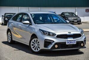 2020 Kia Cerato BD MY20 S Silver 6 Speed Sports Automatic Hatchback Midvale Mundaring Area Preview