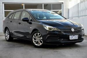 2018 Holden Astra BK MY18 LS+ Sportwagon Blue 6 Speed Sports Automatic Wagon Berwick Casey Area Preview