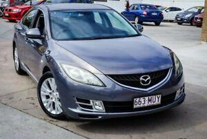 2009 Mazda 6 GH MY09 Classic Dark Grey 5 Speed Auto Activematic Sedan Ipswich Ipswich City Preview